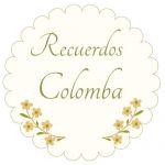 Recuerdos Colomba 🇨🇱